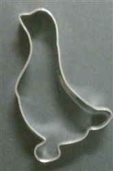 "5"" Goose Cookie Cutter"
