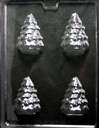 Christmas Tree Chocolate Mold - LPC427