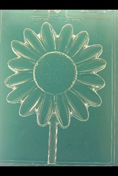 Large Sunflower Pop Mold