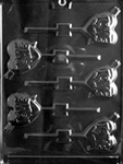 """Love"" Arrow Lolly Chocolate Mold - LPV029"