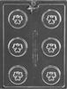 Shamrock Cookie Chocolate Mold