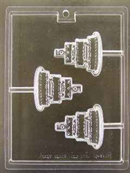 Celebration Cake Pop Chocolate Mold