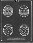 Design Easter Egg Cookie Chocolate Mold