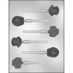 St. Patrick's Assortment Sucker Chocolate Mold (90-14823)