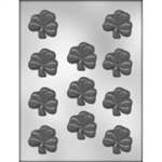 "2"" Shamrock Chocolate Mold"
