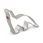 "4-7/8"" Brontosaurus  Cookie  Cutter"