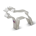 "5-1/8"" Moose Cookie Cutter"