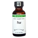 Natural Pear Flavor - 1 Ounce