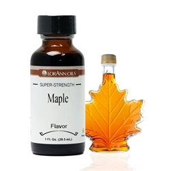 Maple Flavor - One Ounce
