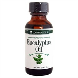 Natural Eucalyptus oil - 1 Ounce