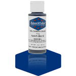 Navy Blue Oil Candy Color