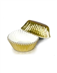 1/2 Ounce Gold Foil Candy Cups