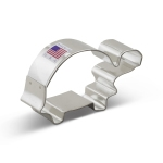 "3-1/4"" Turtle Cookie Cutter"