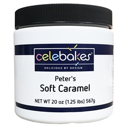 Peter's Soft Caramel - 20 Ounce Tub