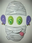 Mummy Head Cake Topper