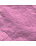 "Pink Valentine Foil 4"" x 4"" Candy Wraps - 50 Count"
