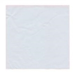 "3"" x 3"" White Foil Wrappers - 1,000 Pack"