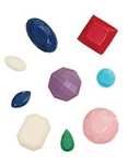 Gemstone Minis Chocolate Mold