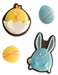 Easter Minis Chocolate Mold