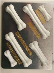 Human Bones Chocolate Mold