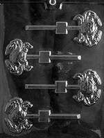 Crab Lolly Chocolate Mold - LPN015
