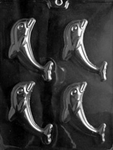 Dolphin Chocolate Mold - LPN041