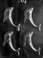 Dolphin Chocolate Mold