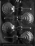 Shell Lolly Chocolate Mold