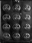 Anchor Mints Chocolate Mold