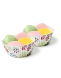 Easter Egg Paper Candy Cups - 100 Count