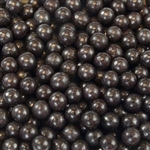 Black Candy Pearls - 7mm - 2 Pound Bag