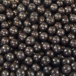 Black Candy Pearls - 7MM - 4 Ounce Bag