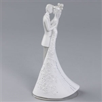 Language of Love Wedding Cake Topper