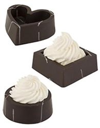 Fillable Shape Cups Chocolate Mold