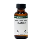 Invertase (Fermvertase) - 4 Ounce Bottle