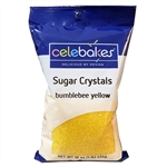 Yellow Sugar Crystals - 1 Pound