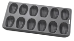 Non-Stick Madeleine Baking Pan cookie