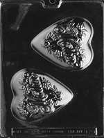 Mother Heart Chocolate Mold