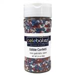 Mini Stars Edible Confetti