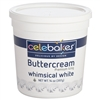 White Buttercream PHO Free Icing - 14 Ounce birthday cake wedding anniversary