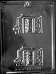 Slot Machine Chocolate Mold