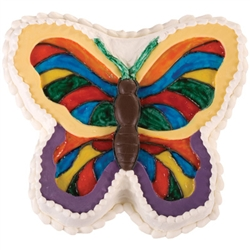 Butterfly Baking Form