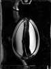 1/2 Pound Easter Egg Chocolate Mold