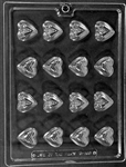 Bite Size Tuxedo & Gown Chocolate Mold wedding rehearsal dinner anniversary V160