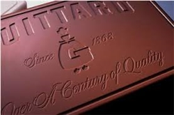 Guittard Old Dutch Milk Chocolate Bar - 10 Pounds