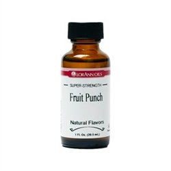Fruit Punch Natural Flavor - One Ounce