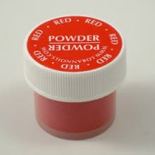 LorAnn Oils Red Powder Food Color - One Pound