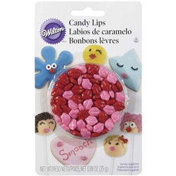 Candy Lips Blister Pack