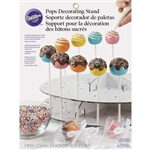 Cake Pops Decorating Stand