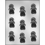 Gingerbread Boys Chocolate Mold (90-4065)